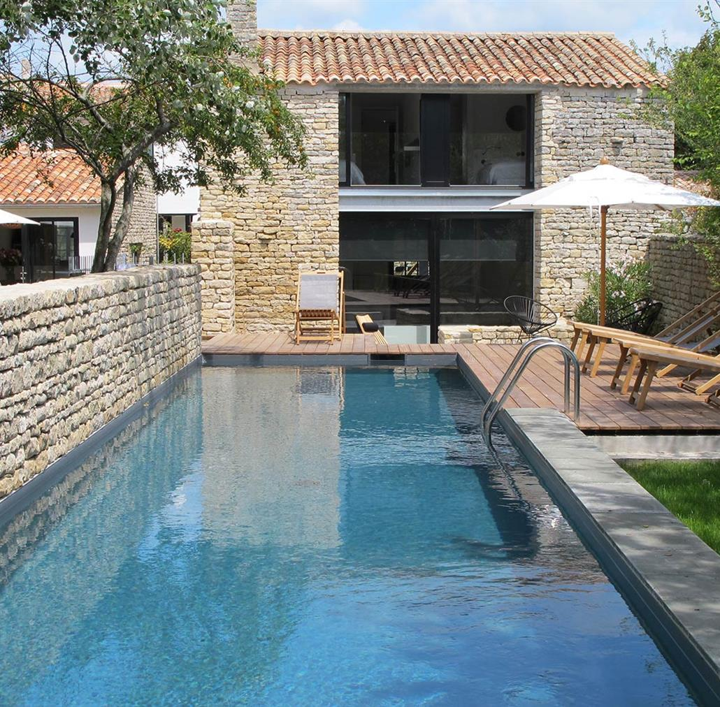 Villa Victoire Luxury Holiday Villa De Luxe With Pool Ile De Re
