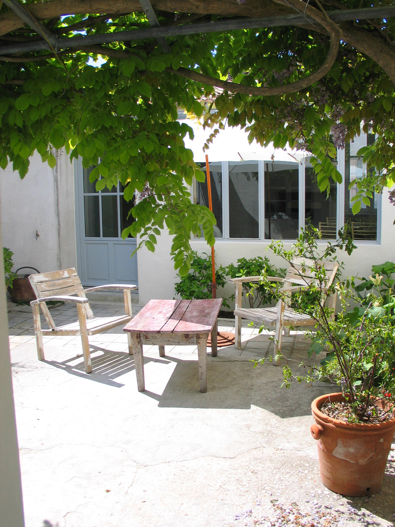 Upscale house for rent Ile de Re - Hotel Le Senechal